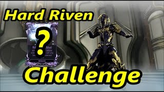 Warframe HOW TO Complete DEFENCE 30+Enemys Without Objective Taking Damage SOLO Riven Challenge Ep.2