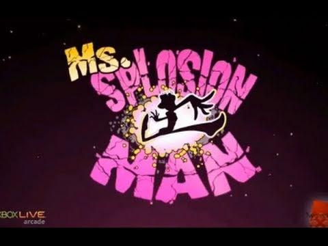 Ms. Splosion Man: Gameplay Trailer
