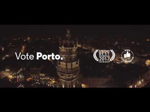Vote Porto para Melhor Destino Europeu 2017