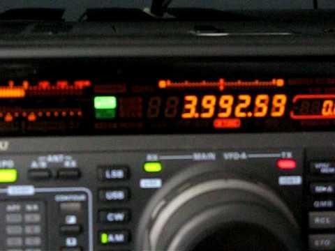 AM Radio Stations on 75m in Tuscaloosa, Alabama