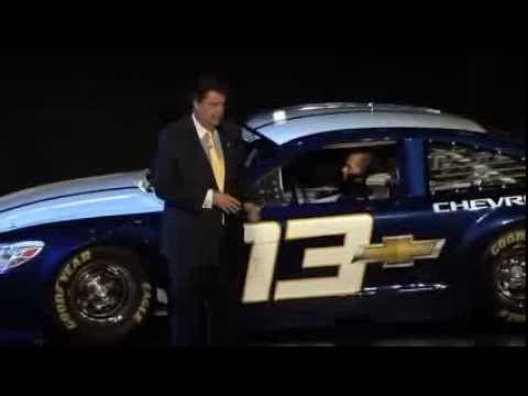 Chevrolet SS NASCAR 2013 Unveil Commercial NASCAR Celebration Carjam TV HD Car TV Show