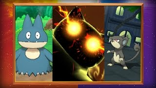 Get a Special Munchlax for Pokémon Sun and Pokémon Moon!
