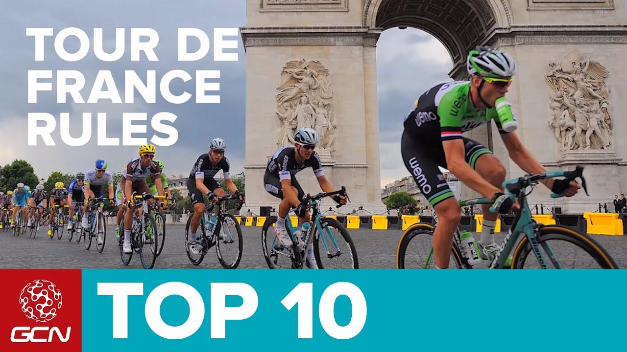 Tour De France Rules Explained