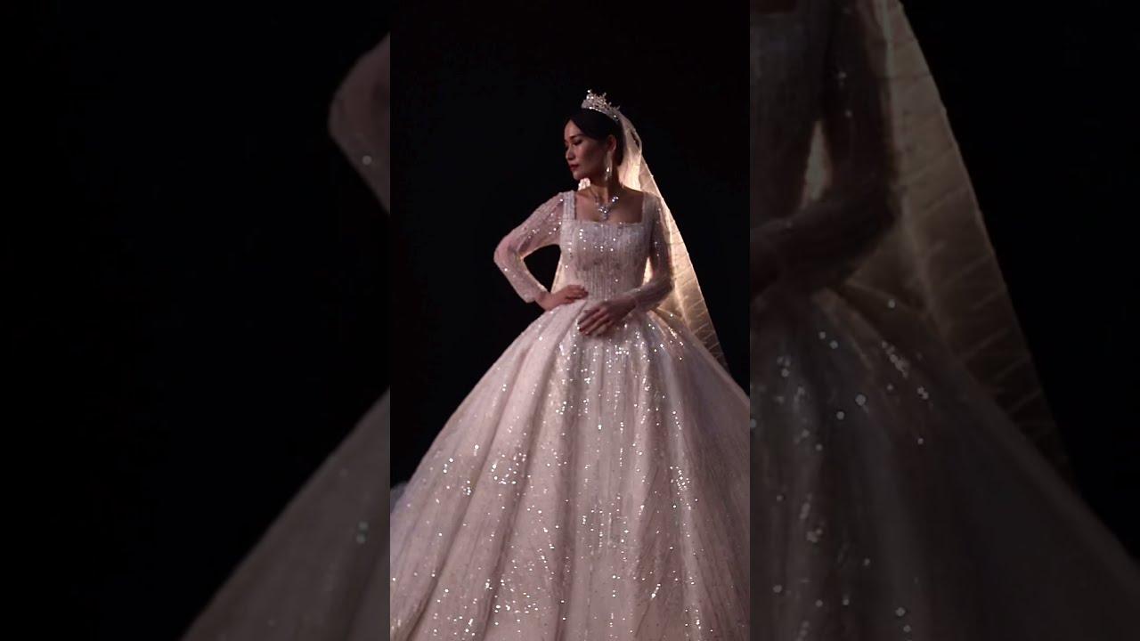My favorite wedding dress design Amazing brand new design