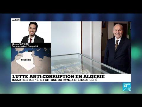 Algérie : Issad Rebrab, le PDG du plus grand groupe privé algérien incarcéré