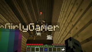 POPULARMMOS Minecraft: FIND THE KILLER!!! - Trick Or Treat Find The Button - Custom Map PAT and JEN