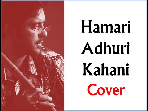Hamari Adhuri Kahaani - Instrumental by Harsh Dave (flute) and Devansh Agarwal (Piano)
