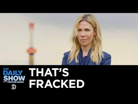 That's Fracked: Can a Colorado School Combat Environmental Racism?   The Daily Show
