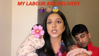 Storytime - Labour and Delivery -👶🏽