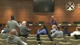 Mayor's Task Force on Community Violence Public Forum