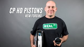 CP Pistons New HD Forging - Real Street Performance