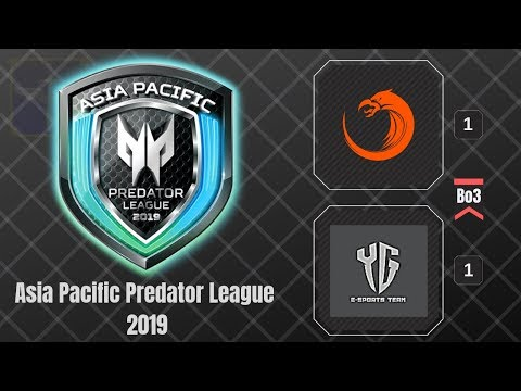 TNC vs YG  / Bo3 / Asia Pacific Predator League 2019 / Dota 2 Live thumbnail