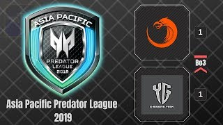 TNC vs YG  / Bo3 / Asia Pacific Predator League 2019 / Dota 2 Live