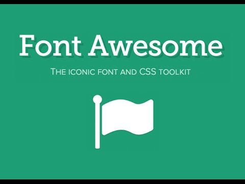 Use Font Awesome