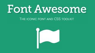 Use Font Awesome
