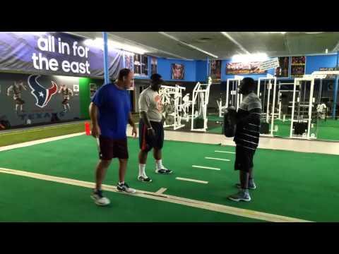 Chris Boles working with Bruce Matthews(5)