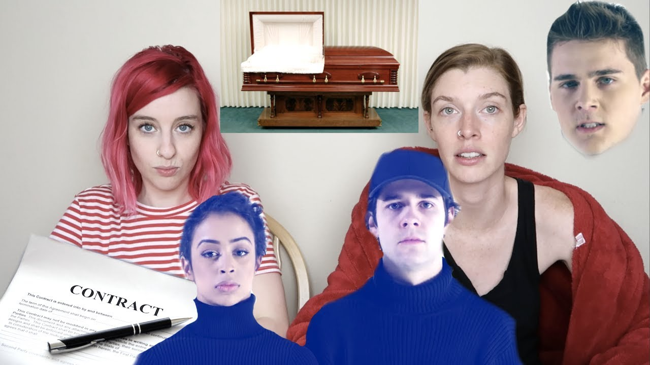 VLOG SQUAD CONSPIRACY THEORIES