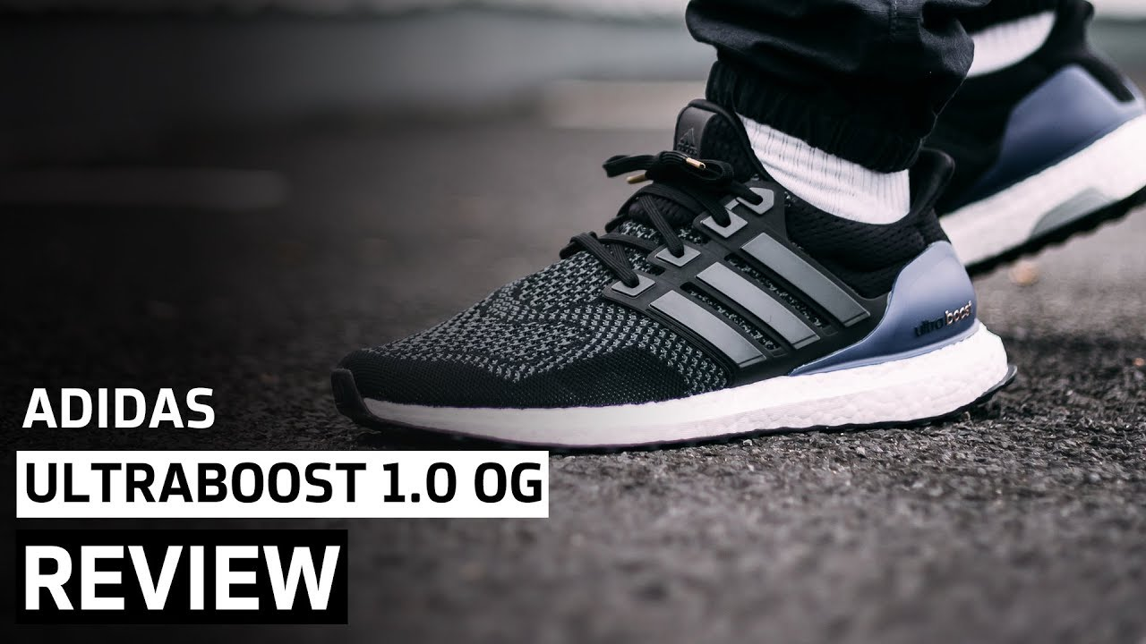 online retailer 3aef2 43f28 Adidas Ultraboost 1.0 OG   Review + On-Feet   Afew-Store ( Greatest Running  Shoe ever)