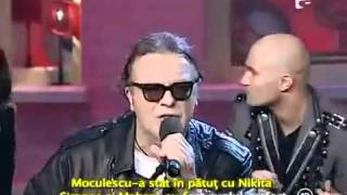 Mihai Bendeac ft. Gabriel Cotabiţă - Lumea nu se schimbă (31.12.2010)
