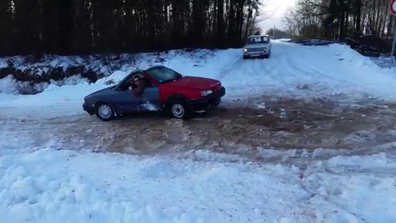 画像: VW Passat, 4X4, Passat double, test drive youtu.be