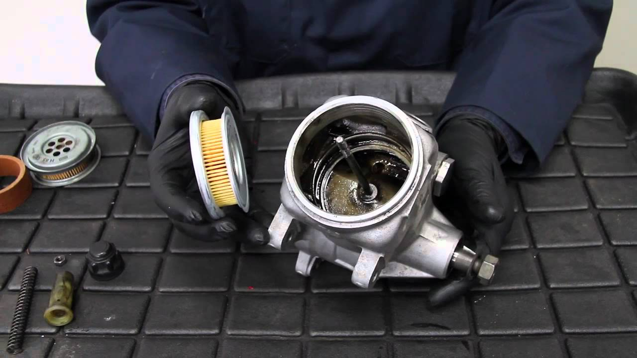 Mercedes Power Steering Pump Service And Leak Repair By Kent Bergsma 1960 Benz 300d Fuel Filter