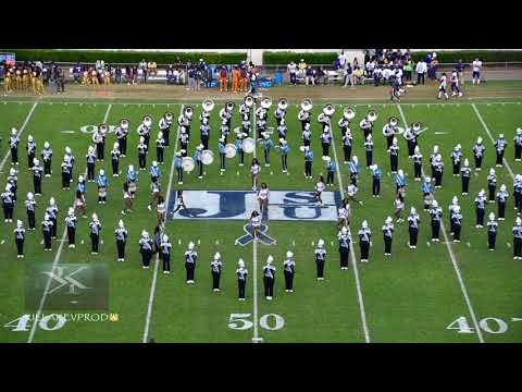 Jackson State University Marching Band - Halftime Show - 2017