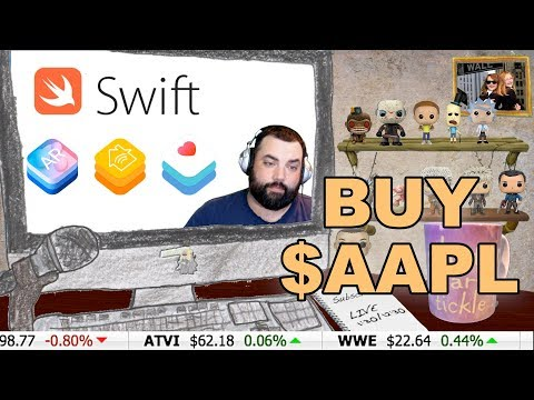 Investing for Gamers ~October STOCK PURCHASE! $AAPL pitch~Investor XP