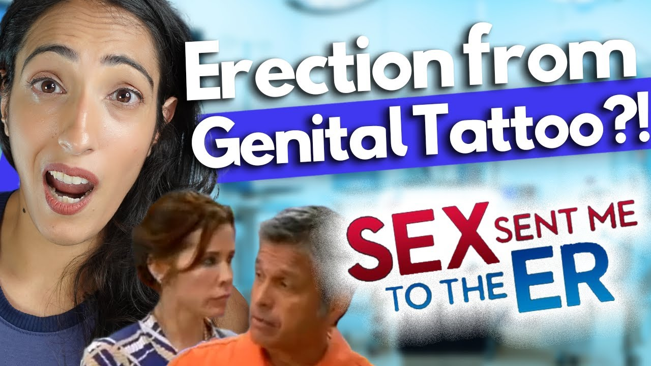 Download Urologist Reacts to Sex Sent me to the ER | An Erection that won't go away from a TATTOO? | Priapism