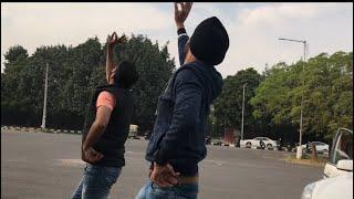 Sang maar gyi    Geeta Zaildar    Official video    Bhangra cover    First love bhangra (2018)