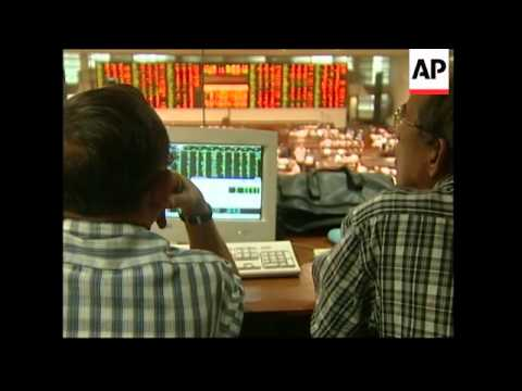 Investors in stocks weary from volatility in global financial crisis