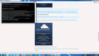 Updating Owncloud
