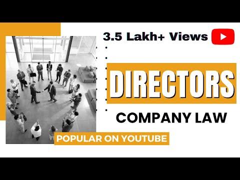 Directors - Company Law by CA Jaishree Soni en streaming