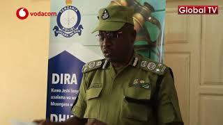 POLISI Yakamata Madawa ya Kulevya/ Morani Waliotafuna Simba Mbaroni