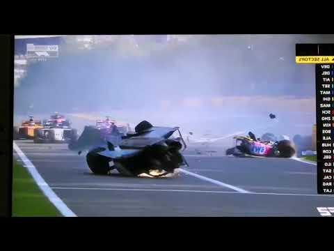 Fallece un piloto de F2 tras un brutal accidente en Spa