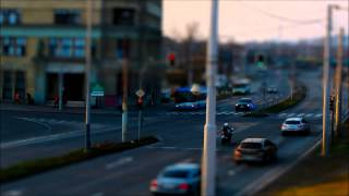 Time-lapse Ostrava - testing canon EOS 700D. lens: Sigma 17-50mm / F2.8