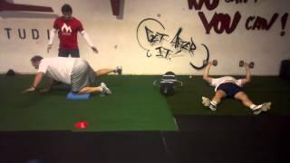 M.E.L.T. Fitness Studio Gives a Glimpse Into Semi Private Training