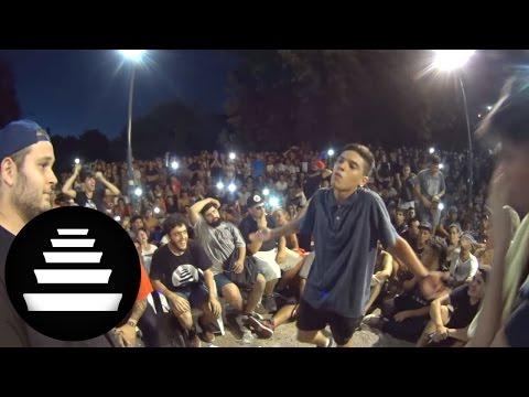 DANI vs BEELZE - SEMIFINAL (Pretemporada 2017) - El Quinto Escalon