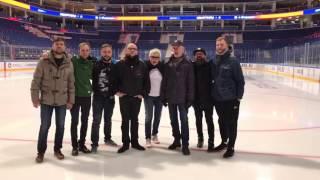 Приглашение Дианы Арбениной в ВТБ Ледовый Дворец на концерт 26 ноября