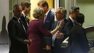 Brüssel: Charmeoffensive auf britisch