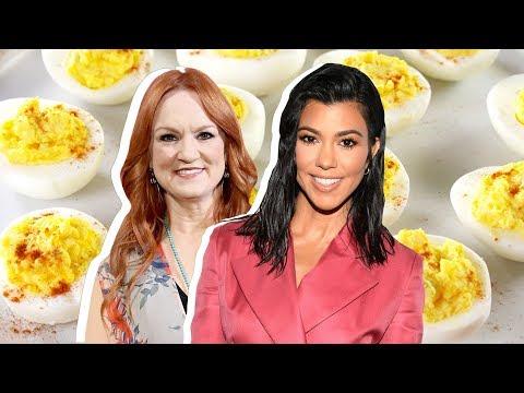 Kourtney Kardashian Vs Ree Drummond: Whose Deviled Eggs Are Better?