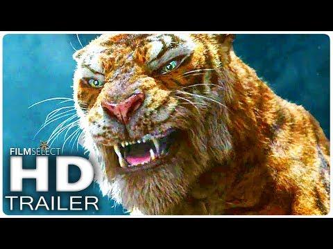MOWGLI Trailer 2019