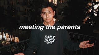 meeting my girlfriends parents - EPISODE 51 - JUSTIN ESCALONA