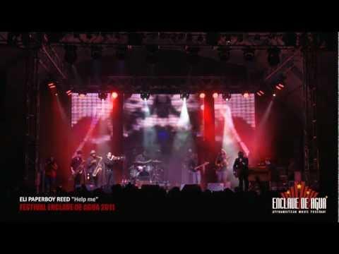 ENCLAVE DE AGUA 2011 - Eli Paperboy Reed