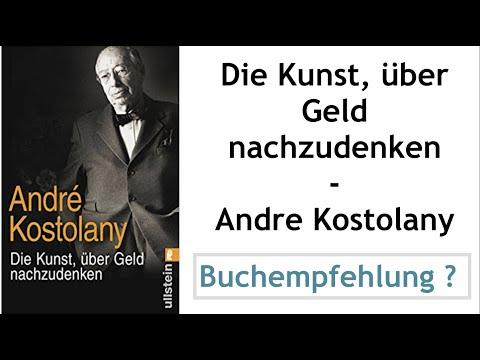 Die Kunst, über Geld nachzudenken YouTube Hörbuch Trailer auf Deutsch