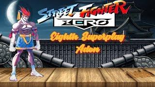 Street Fighter Alpha/Zero - Adon【TAS】