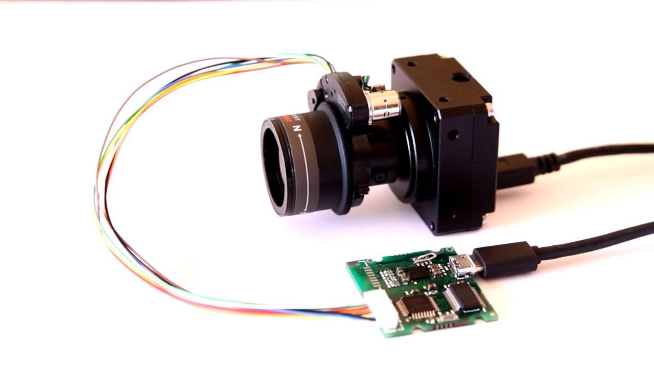Brief open-sourced motorized zoom lens introduction   Kurokesu blog