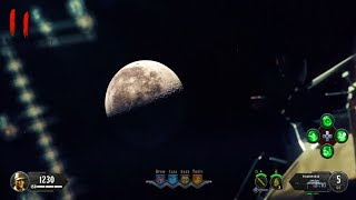 Alpha Omega Going To The MOON Easter Egg? (Black Ops 4 Zombies Alpha Omega) BO4 Zombies DLC 3 Moon