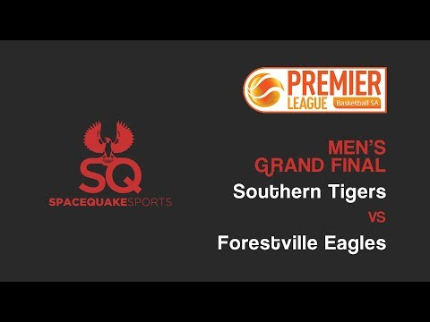 Southern vs Forestville | LIVE Grand Final | Premier League Men