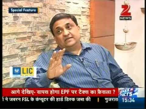 Successful LIC Agents: Sanjay Kumar Sanghvi & Vijay Chandak