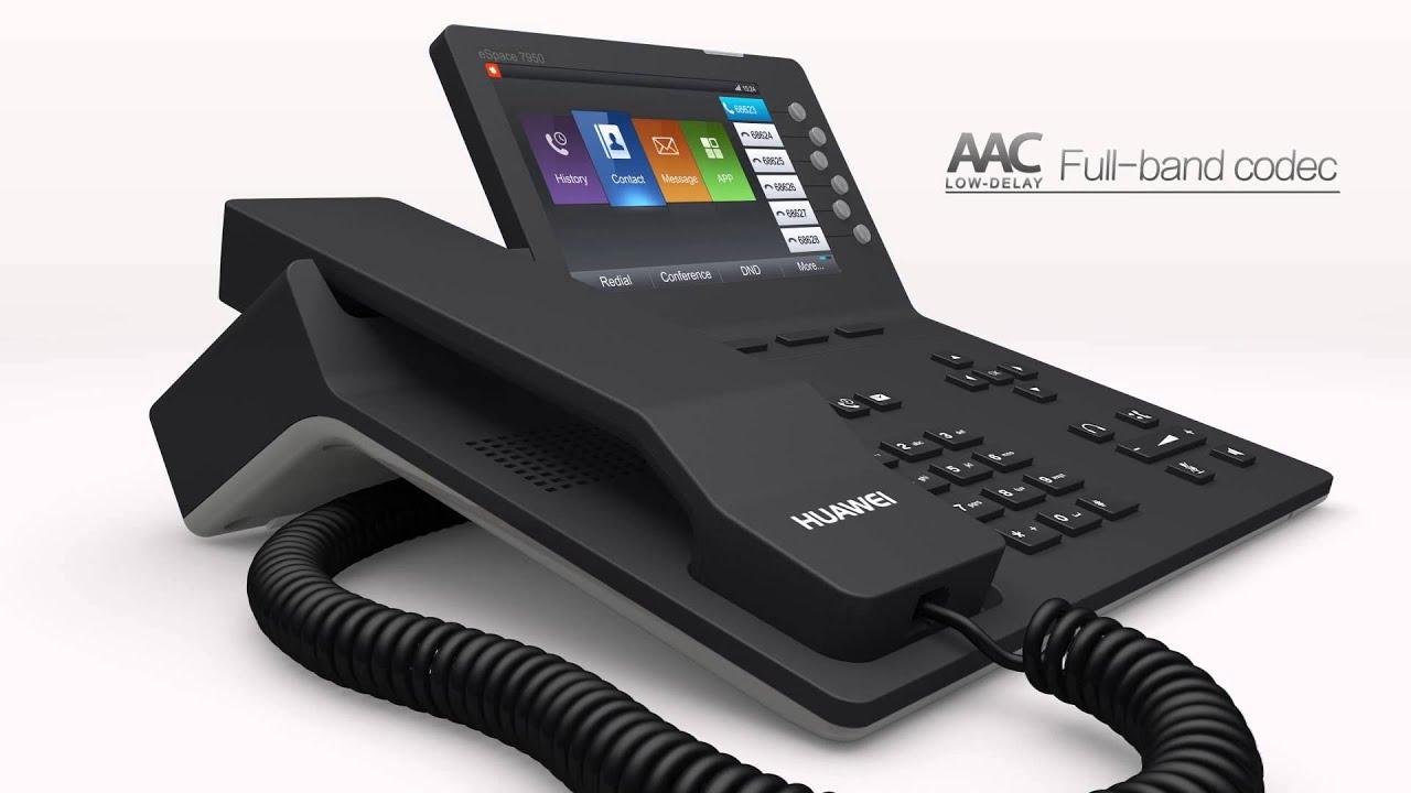 Huawei eSpace 7900 series IP phones Advertising Video About Us